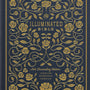 ESV Illuminated Bible, Art Journaling Edition (Cloth Over Board, Navy) cover image