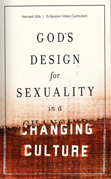 God S Design For Sexuality In A Changing Culture Dvd Harvest Usa
