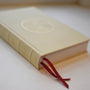 ESV Bible With Creeds and Confessions, (Cloth Over Board, Tan) Exclusive Edition