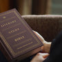 ESV Literary Study Bible (Cloth Over Board)
