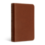 ESV Pocket Bible (Trutone, Chestnut)