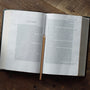 ESV Single Column Legacy Bible (Trutone, Black)