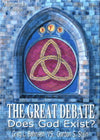 The Great Debate: Does God Exist? (CD/DVD Multimedia Edition) [SPECIAL EXTENDED VERSION] (Audio CD)