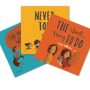 Little Me, Big God: 3-Book Bundle