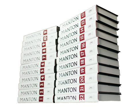 The Works of Thomas Manton: 22 Volume Set