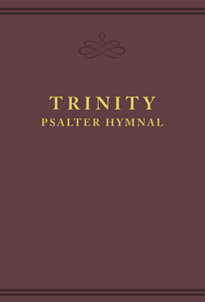 Trinity Psalter Hymnal GCP, Great Commission Publications cover image