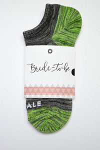 Bridal Shower Sock Card