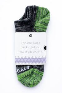 Mother's Day...This isn't just a card Sock Card- Her