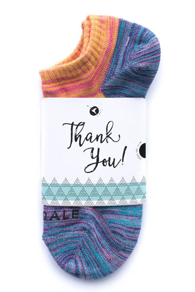Thank you Sock Card - Her