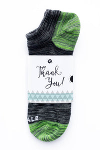 Thank you Sock Card - Him