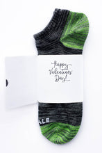 Valentine's Day Sock Card - Him