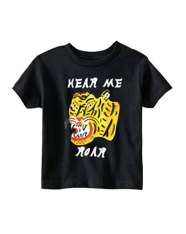 Hear Me Roar by Kristina Micotti - Adult Tee