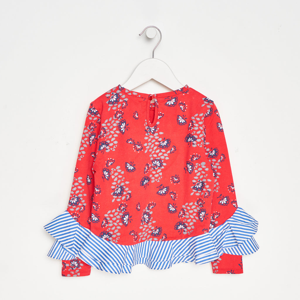 Poppy Floral Sweat