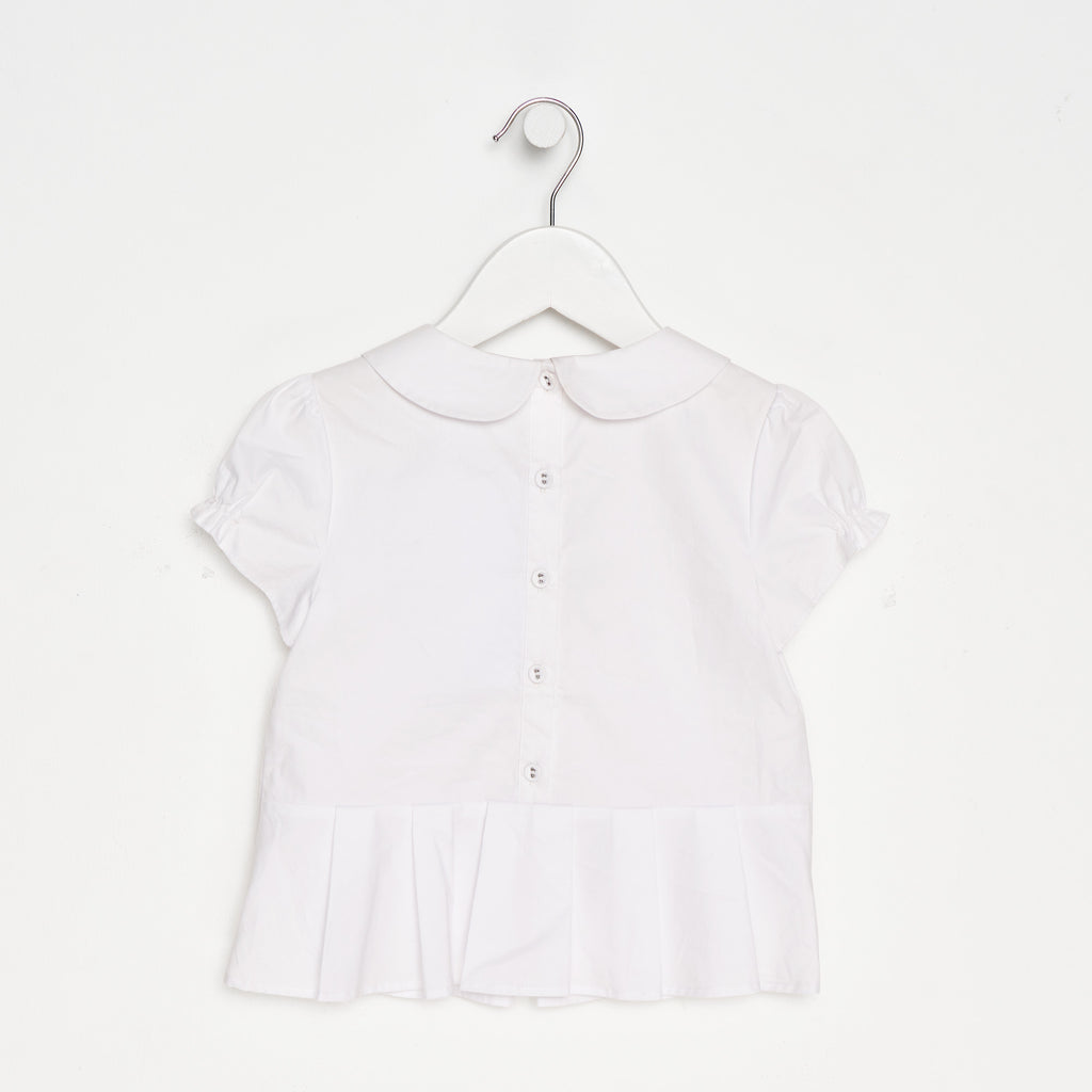 Zoe Bow Front Face Top