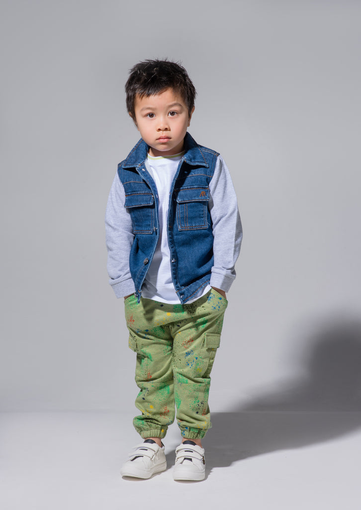 Dexter Boys Denim Jacket