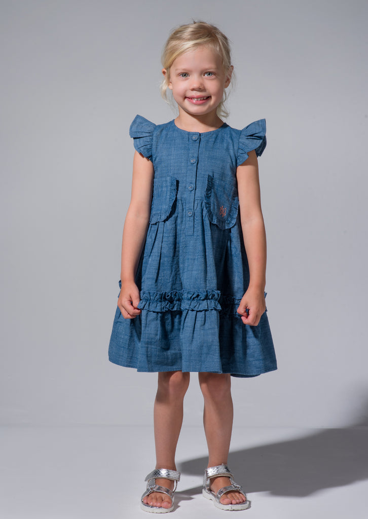 Thelma Tiered Dress