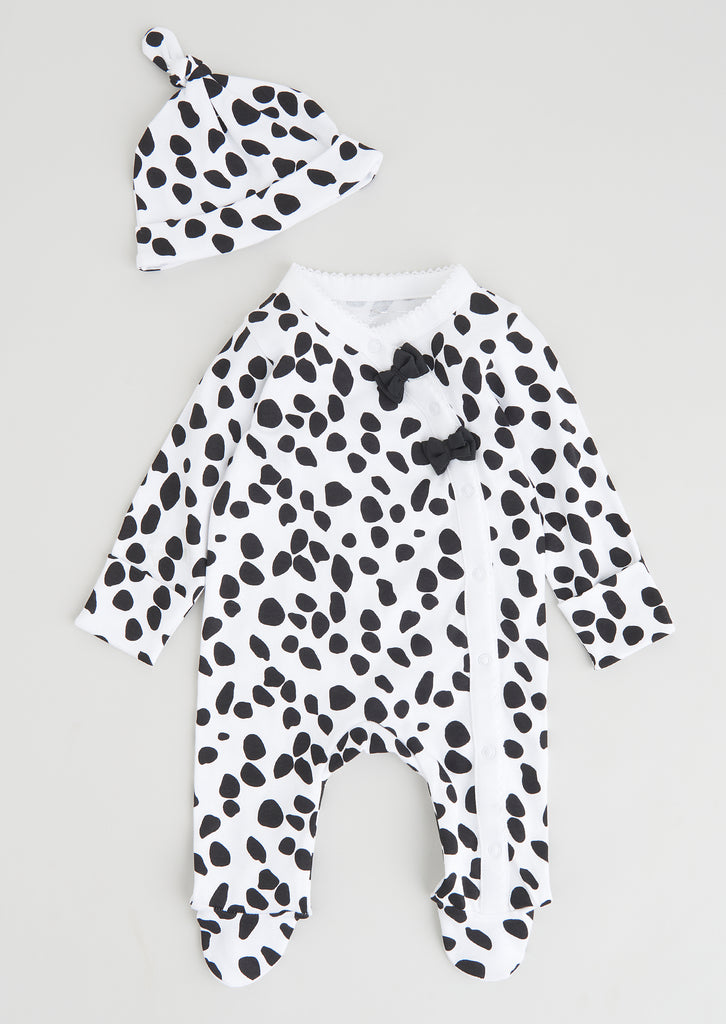 Adele Dalmation Aio With Hat