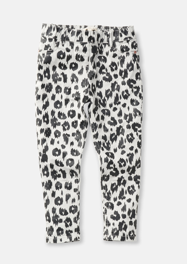 Harley Animal Print Jegging