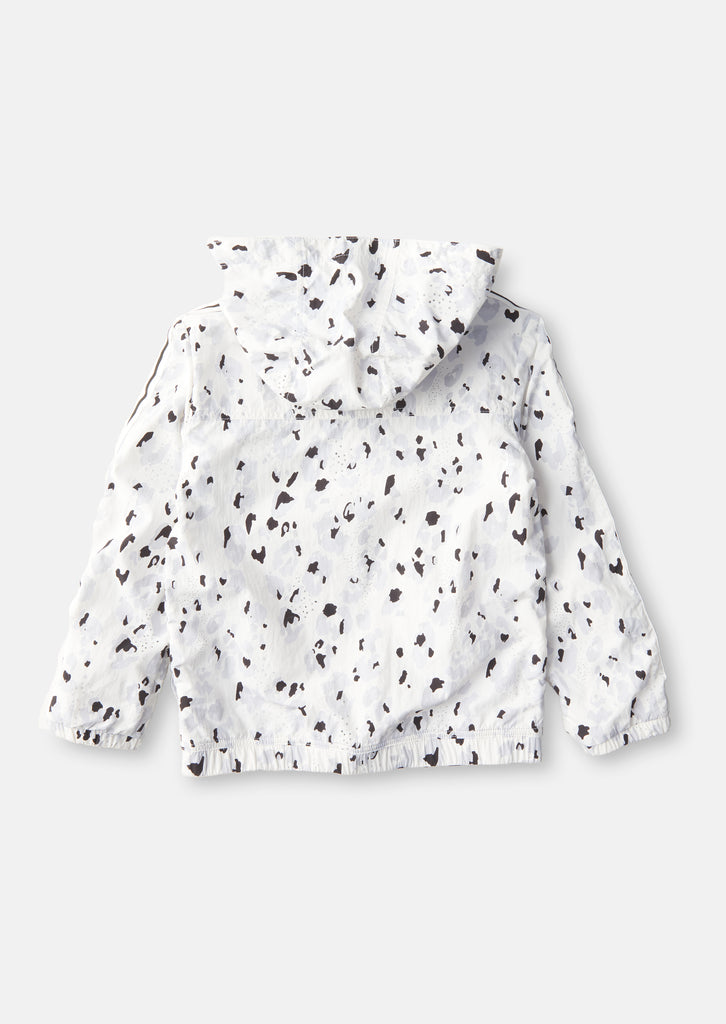 Marnie Animal Print Windcheater