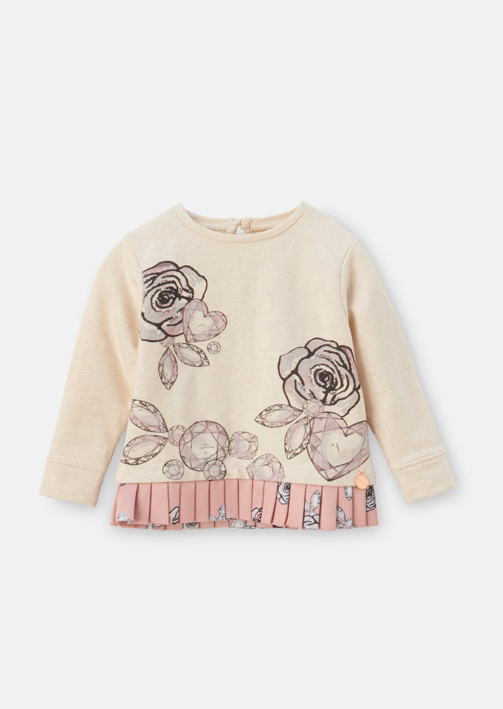 Arla Rose Gem Sweat