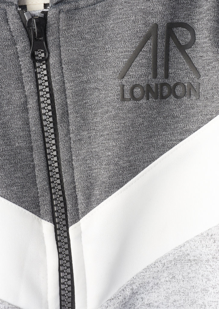 Chad Active Zip Through Hoodie