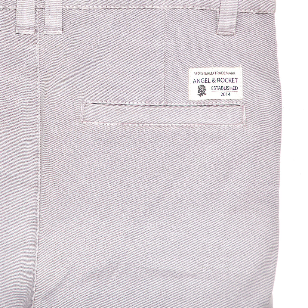 Karson Washed Slim Fit Trouser