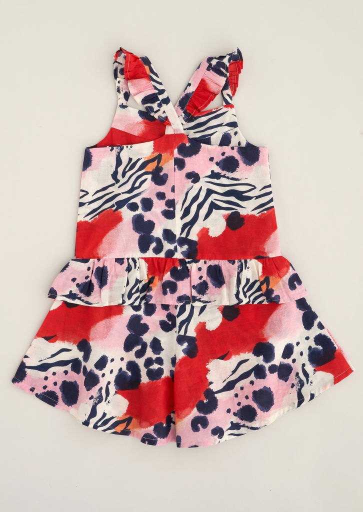 Lexi Animal Playsuit