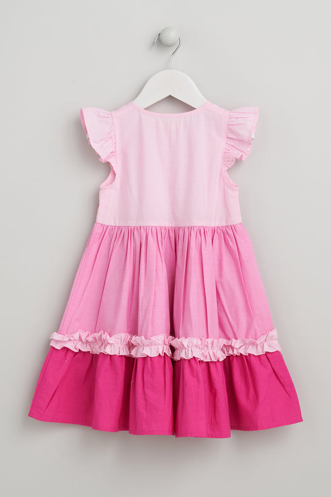 Polly Tiered Dress