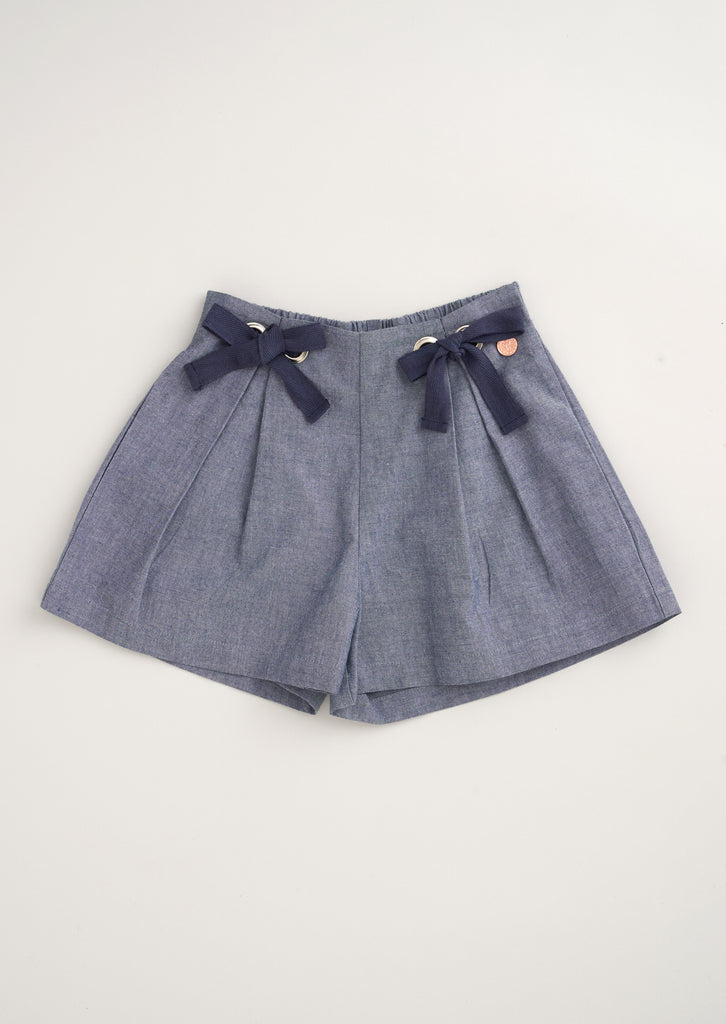 Jo Bow Pleat Shorts
