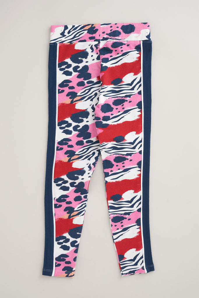 Millie Animal Print Leggings