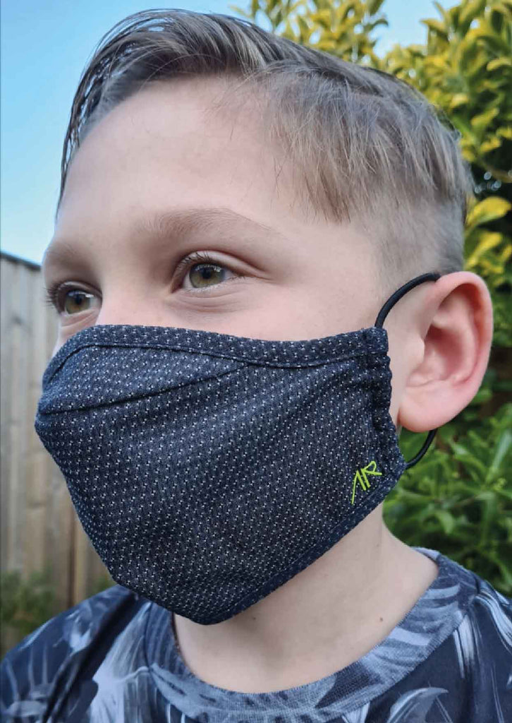 2-Pack Boys Face Coverings