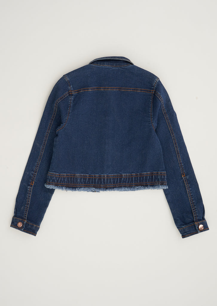 Delia Denim Jacket