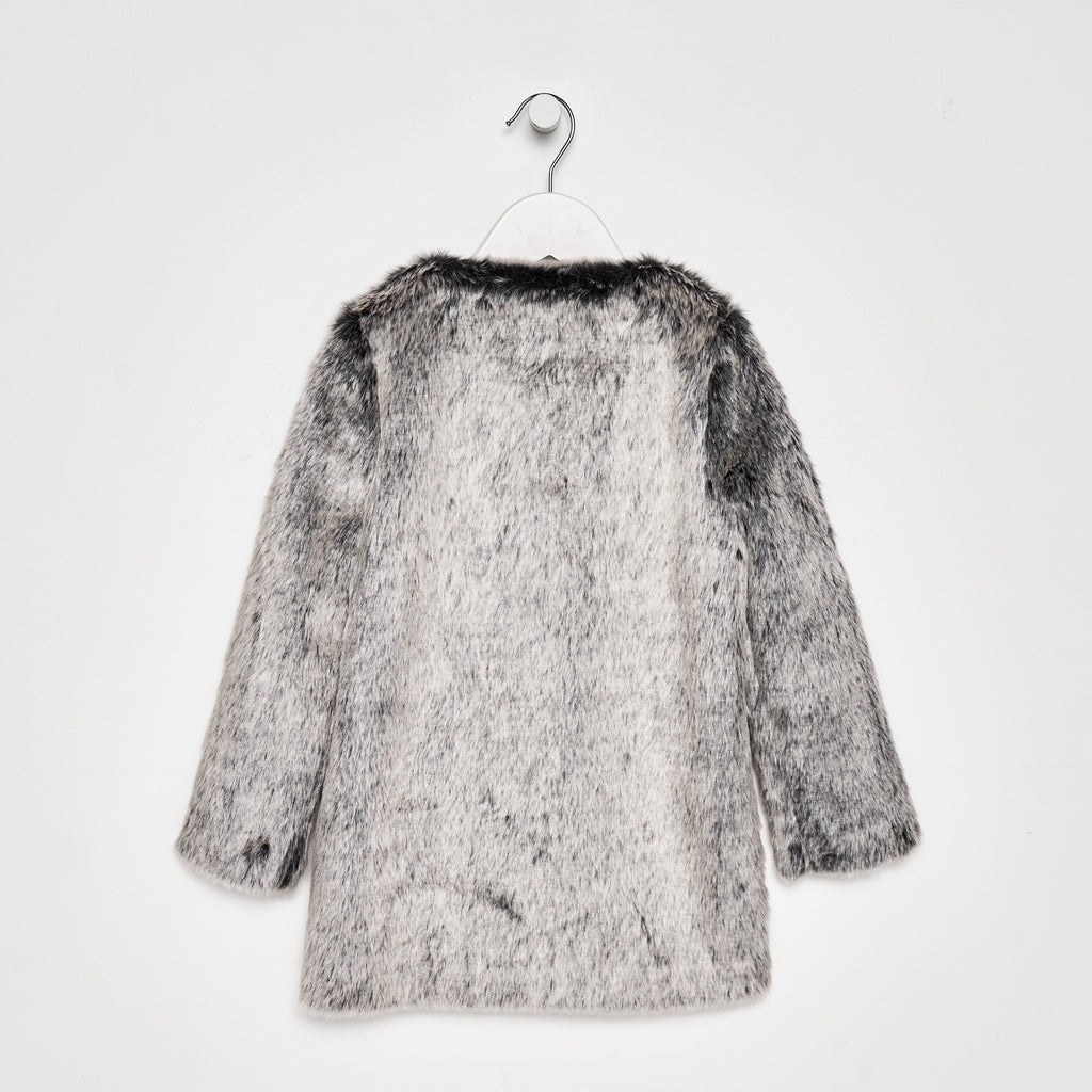 Isla Faux Fur Coat