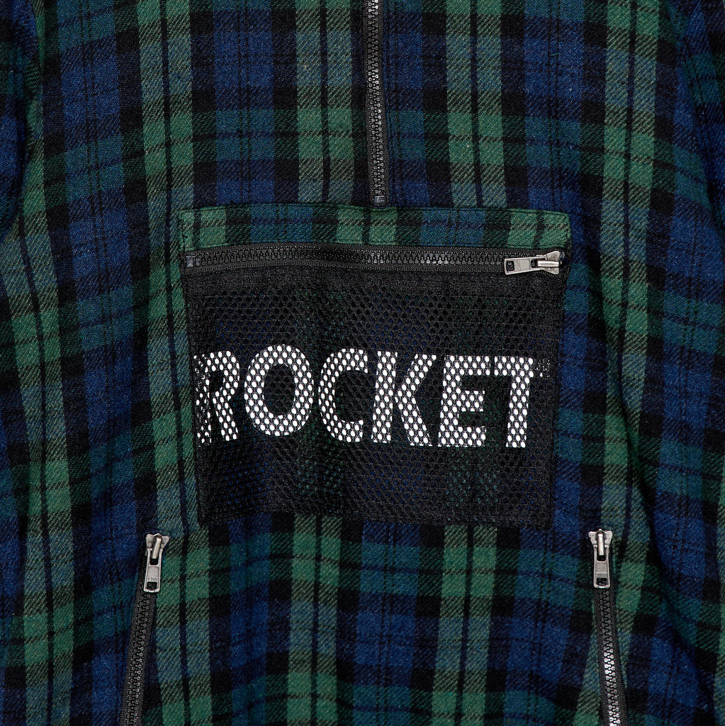 Jake Check Overhead Jacket