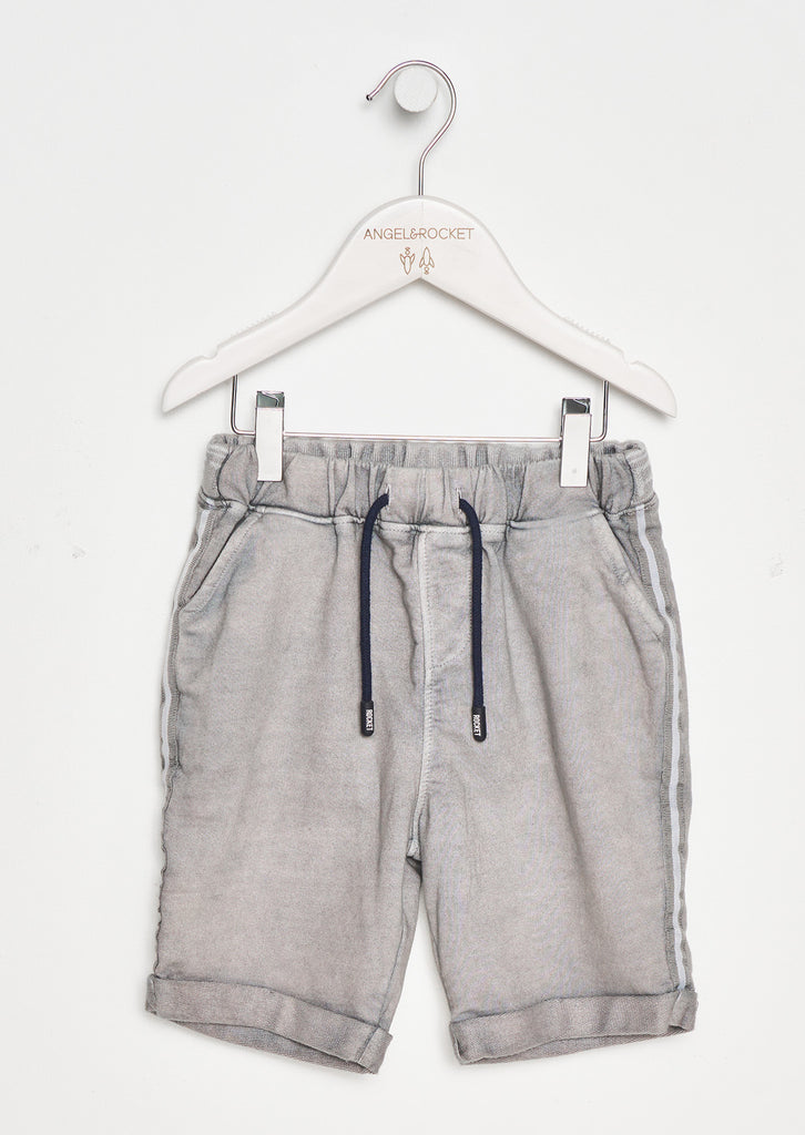 Buddy Light Grey Jersey Shorts