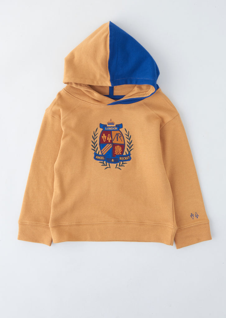 Bertie Hooded Sweat Front