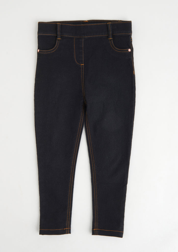 Alice Black Denim Jegging
