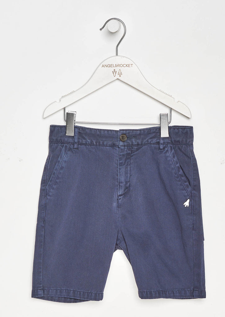 TUCKER NAVY CHINO SHORT