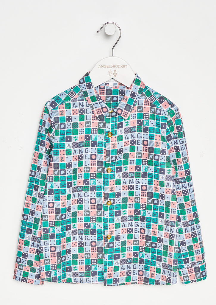 Jackson Gameboard Shirt