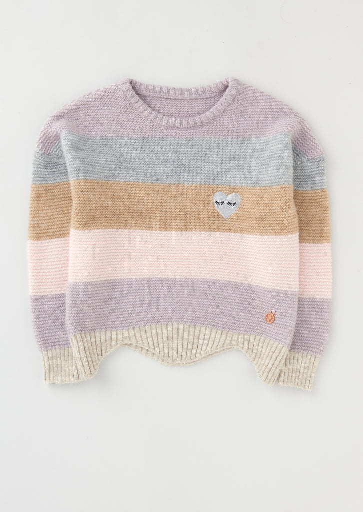 Suzi Stripe Jumper