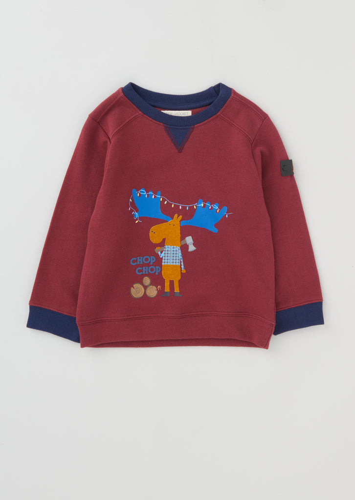 Mickey Moose Sweat