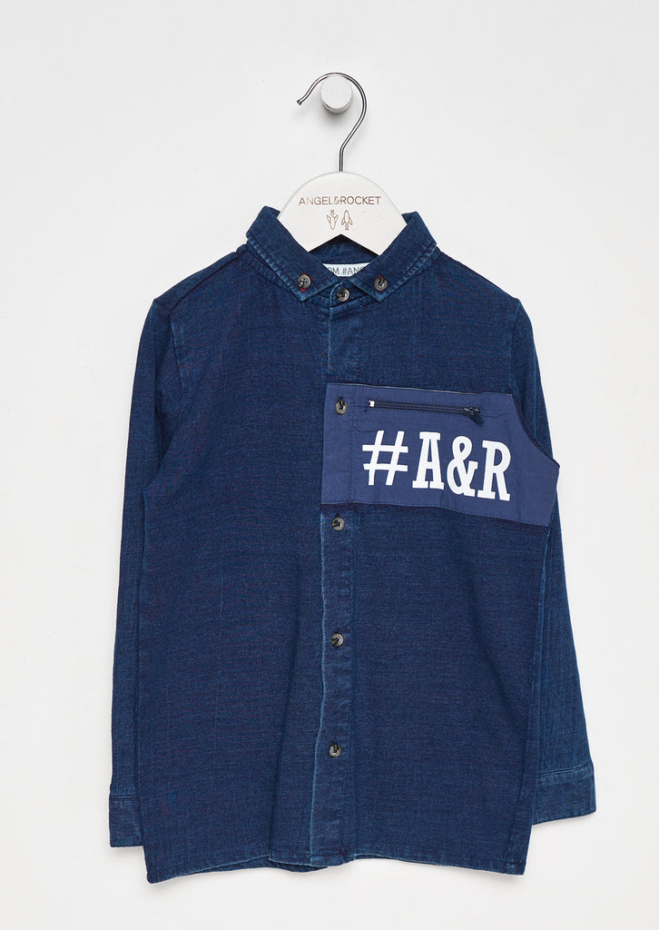 Ashton Washed Jersey Shirt