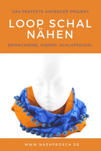 Freebook Loop Schal