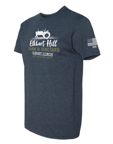 Elkhart Hill Farm T-Shirt - XLarge