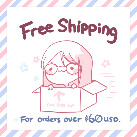 FREE SHIPPING (click for more info)