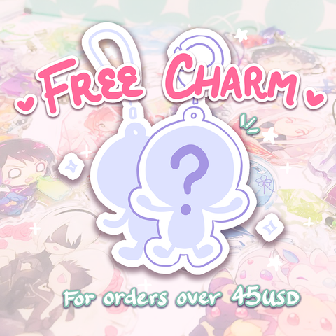 FREE RANDOM CHARM  (click for more info)