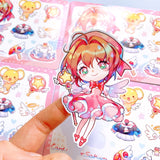 Cardcaptor Sakura Sticker Sheets