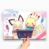 "Pikachu and Pichu Switch Poster (11x17"")"