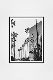 The Beverly Hills Print by Slay My Print - The Sunday Home