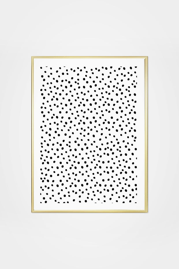 Dalmatian Print - Slay My Print - The Sunday Home